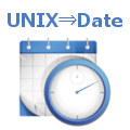 Convert Unix timestamp to Date & Time
